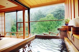 和洋室(檜風呂) 画像